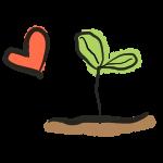 Viele Herzen für Nachhaltigkeit
